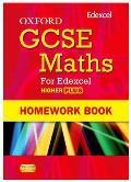 Oxford Gcse Maths for Edexcel: Homework Book Higher Plus (A*-B)