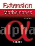 Extension Mathematics: Year 7: Alpha