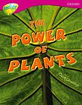 Oxford Reading Tree: Level 10: Treetops Non-Fiction: The Power of Plants