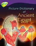 Oxford Reading Tree: Level 11: Treetops Non-Fiction: Picture Dictionary of Ancient Egypt