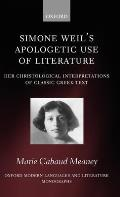 Simone Weil's Apologetic Use of Literature