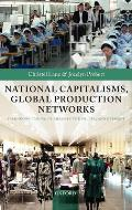 National Capitalisms, Global Production Networks: Fashioning the Value Chain in the Uk, Usa, and Germany