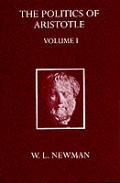 Politics Of Aristotle 4 Volumes