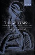 The Criterion: Cultural Politics and Periodical Networks in Inter-War Britain