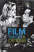 Film Theory & Criticism Introductory Readings