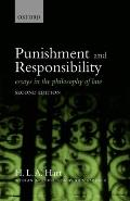 Punishment & Responsibility Essays in the Philosophy of Law