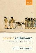 Semitic Languages: Features, Structures, Relations, Processes