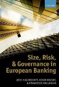 Size Risk & Governance in European Banking