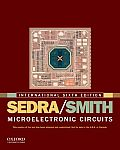 Microelectronic Circuits International 6th Edition