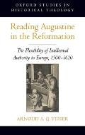 Reading Augustine in the Reformation