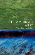 American West A Very Short Introduction