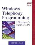 Windows Telephony Programming A Developers Guide to Tapi
