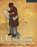 Out of Many: Brief, Combined Volume: A History of the American People