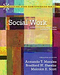 Social Work: A Profession of Many Faces (Updated Edition) with Mysocialworklab and Pearson Etext