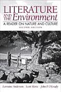 Literature & the Environment