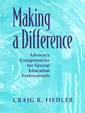 Making A Difference Advocacy Competencie