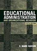 Educational Administration and Organizational Behavior