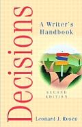 Decisions A Writers Handbook