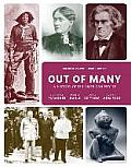 Out of Many: A History of the American People, Combined Volume Plus New Mylab History with Etext -- Access Card Package