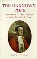 Unknown Pope Benedict Xv 1914 1922 A