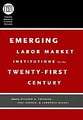 Emerging Labor Market Institutions for the Twenty First Century