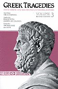 Greek Tragedies Volume 3
