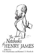 The Notebooks of Henry James