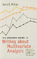 Chicago Guide to Writing about Multivariate Analysis