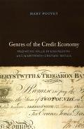 Genres of the Credit Economy Mediating Value in Eighteenth & Nineteenth Century Britain