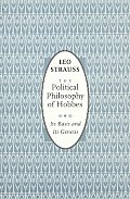 The Political Philosophy of Hobbes: Its Basis and Its Genesis