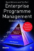 Enterprise Programme Management: Delivering Value