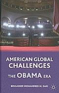 American Global Challenges: The Obama Era
