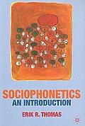 Sociophonetics An Introduction