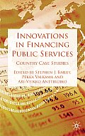 Innovations in financing public services; country case studies