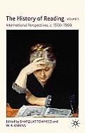 The History of Reading: International Perspectives, C. 1500-1990