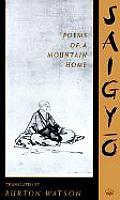 Saigyo: Poems of a Mountain Home