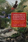 Origins of Darwin's Evolution: Solving the Species Puzzle Through Time and Place
