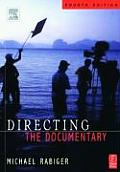 Directing The Documentary 4th Edition