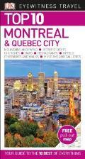 Top 10 Montreal & Quebec City