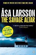 The Savage Altar. Sa Larsson