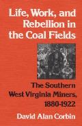 Life Work & Rebellion In The Coal Fields The Southern West Virginia Miners 1880 1922