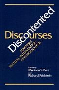 Discontented Discourses Feminism Textual