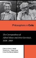 Philosophers In Exile The Correspondence