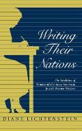 Writing Their Nations: The Tradition of Nineteenth-Century American Jewish Women Writers