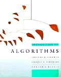 Introduction To Algorithms 1st Edition