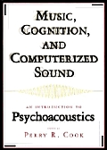 Music Cognition & Computerized Sound