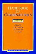 Handbook Of Combinatorics 2 Volumes