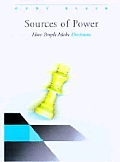 Sources Of Power How People Make Decisions