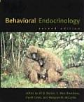 Behavioral Endocrinology 2nd Edition