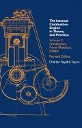 Internal Combustion Engine in Theory & Practice Volume 2 2nd Edition Revised Combustion Fuels Materials Design